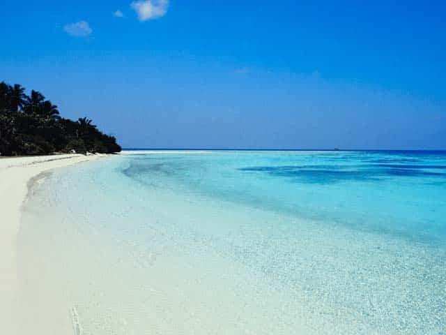 Des vacances à l'océan indien