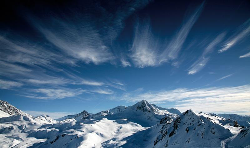 Découvrir le domaine skiable Paradiski