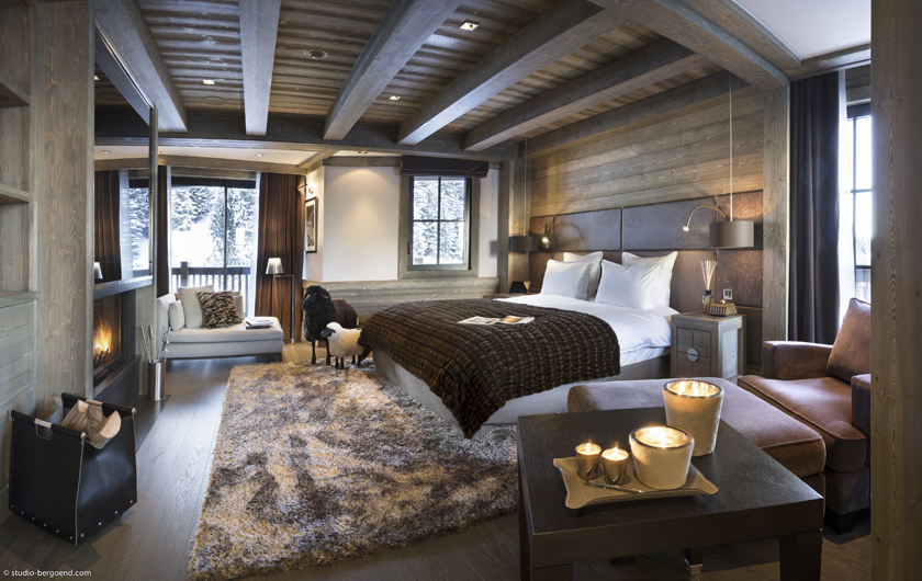 Charmant hotel cinq etoiles courchevel 11 chalet 5 for Hotels 5 etoiles