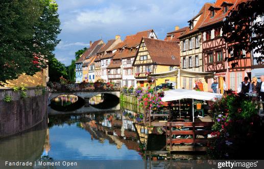 Visiter l'Alsace