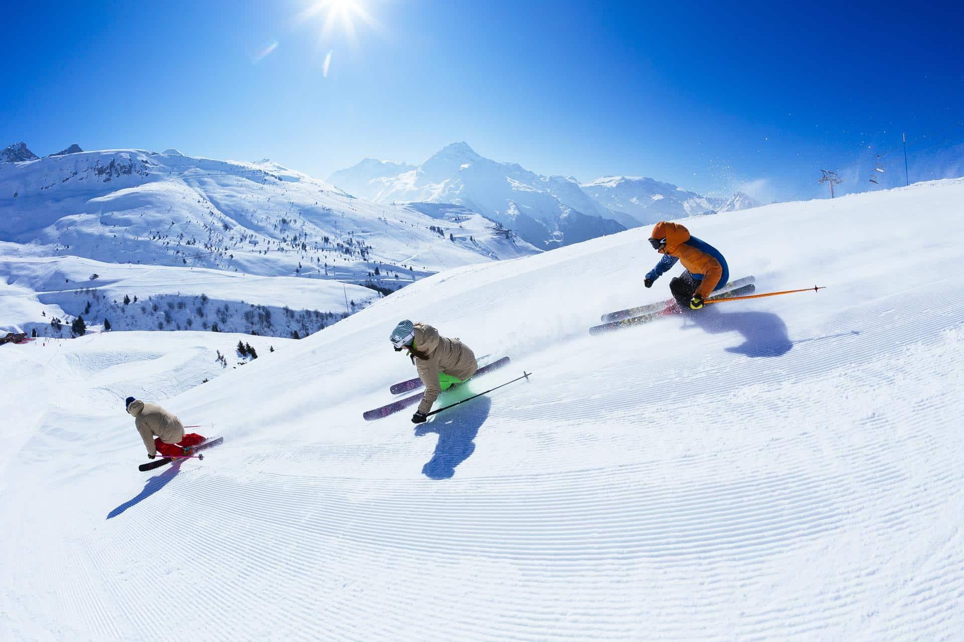 Station de ski La Plagne : pour tous les goûts !