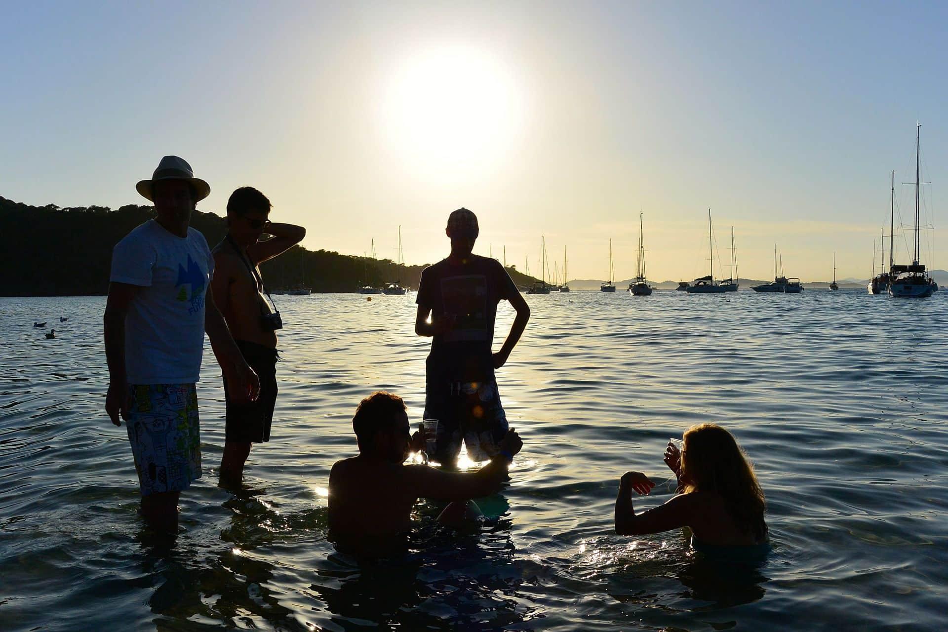 Vacances : d'Hyères à aujourd'hui