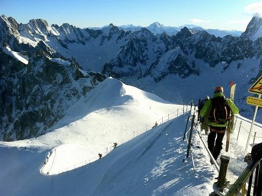 Descente de la Vallée Blanche : comment ça marche ?