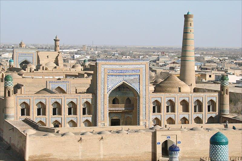 Guide vacances – L'Ouzbékistan