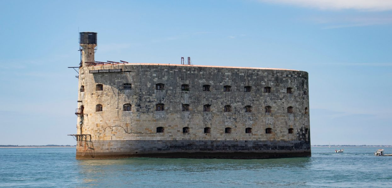 Comment se rendre au fort Boyard?