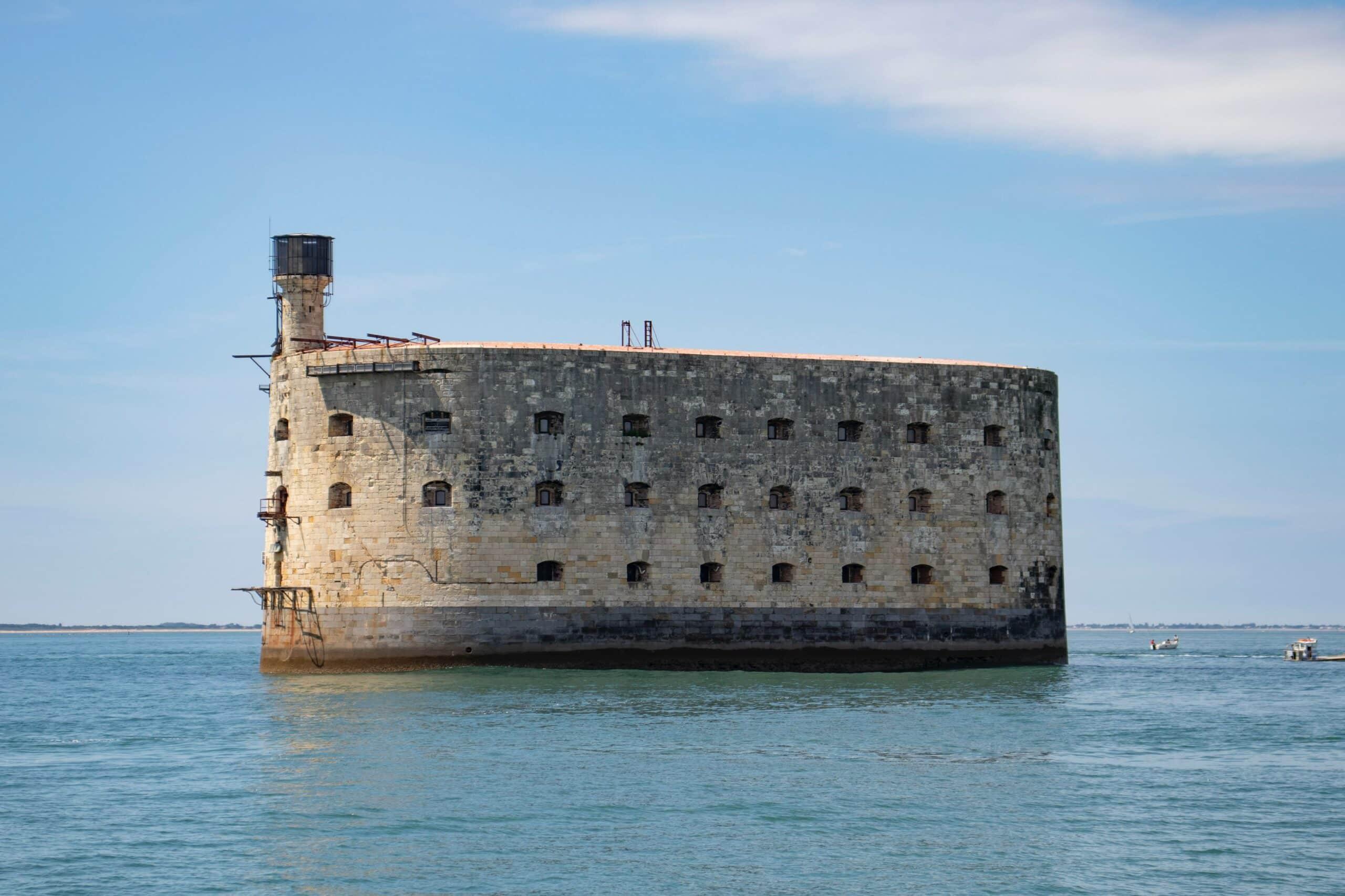 Fort Boyard, Charente-Maritime