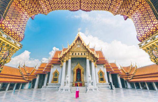 bangkok-temple-Wat Benchamabophit