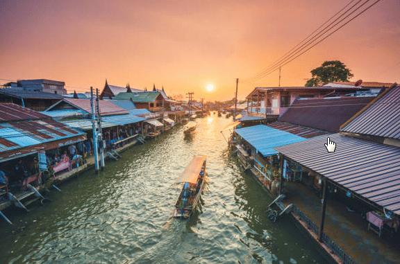 canal-bangkok-ville-thailande-bateau