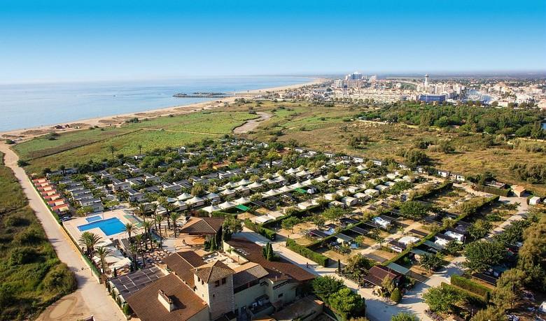 Location Mobil-Home au camping Castell Mar en Espagne