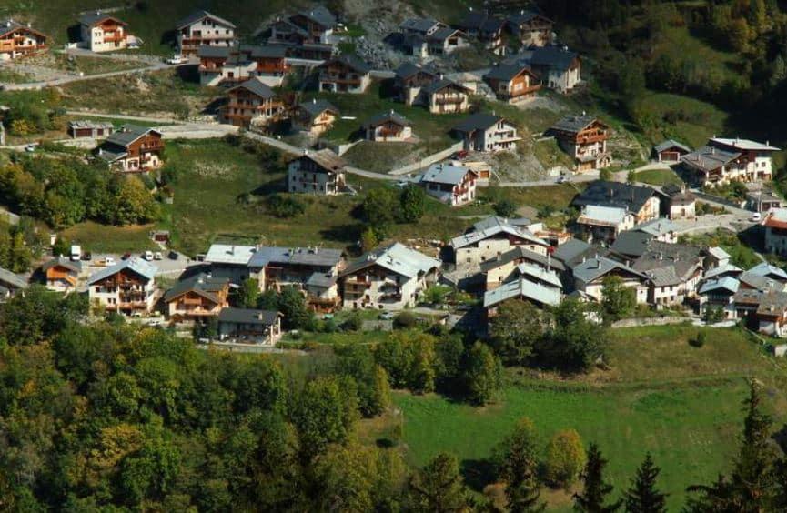Peisey-Vallandry : l'écrin enneigé de la Savoie