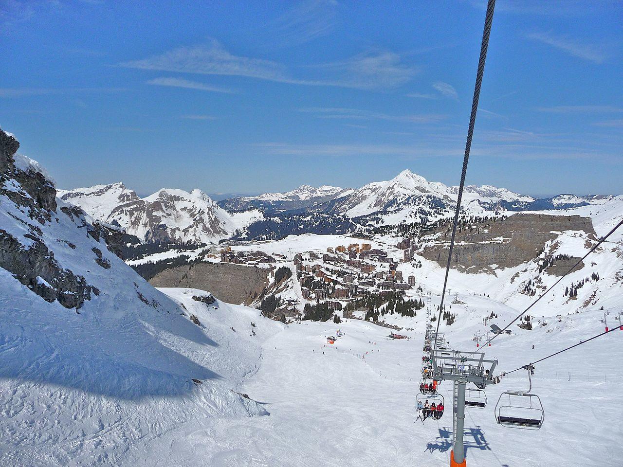 Avoriaz, la station de ski aux multiples récompenses