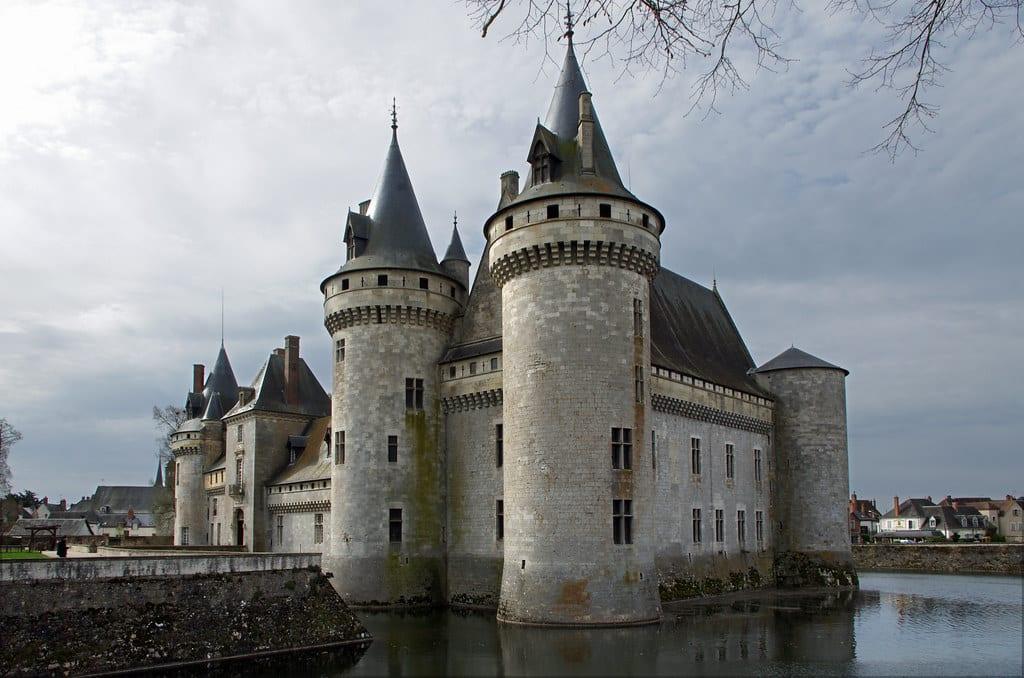 château sully loiret
